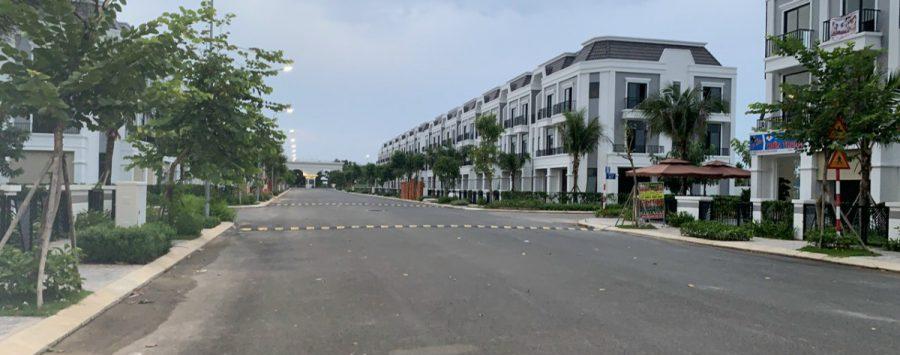 nhà phố Phúc An Garden Bình Dương
