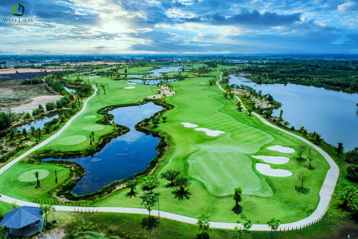 Dự án west lakes golf & villas