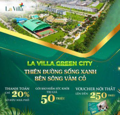 DỰ ÁN LAVILLA GREEN CITY