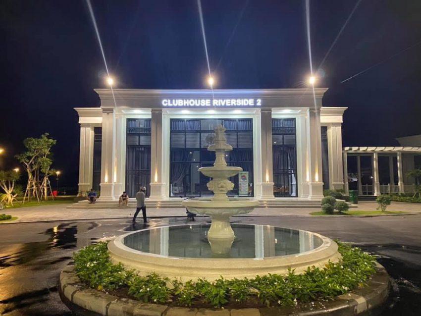 clubhouse dự án solar city