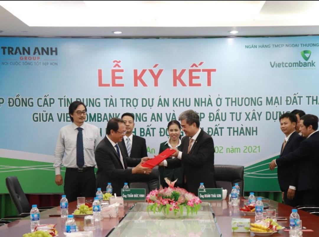 Vietcombank thu xếp vốn cho dự án Phúc An Garden GĐ 2