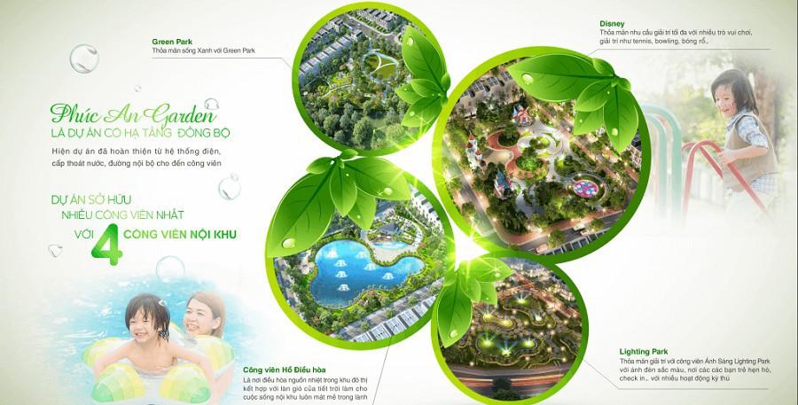 dự án phúc an garden